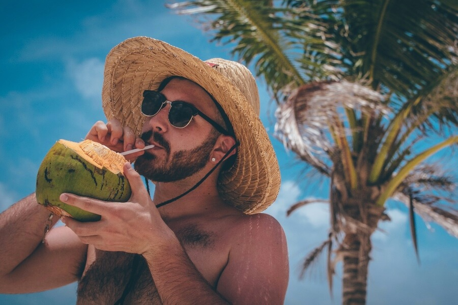 coconut water for hangovers