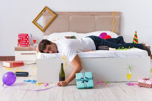 Champagne Hangovers: Causes, Remedies And How To Prevent Them